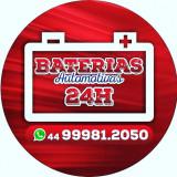 Baterias 24horas